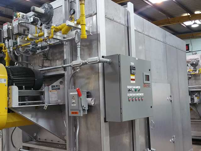 Epcon heat treating furnace