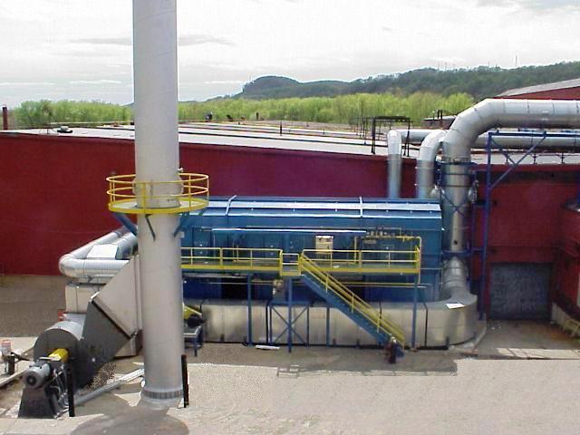 Industrial heat exchanger manufacturer