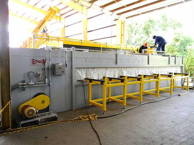 Process heating equipment