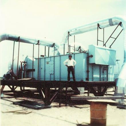 Air pollution control equipment company