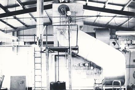 Industrial heat exchanger company