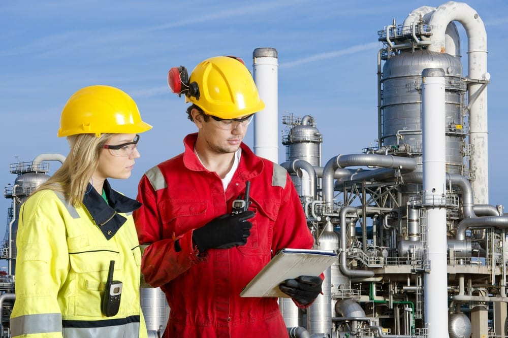 Engineers for thermal oxidizer manufacturers